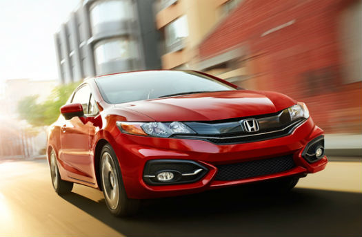 Honda Civic Coupe 2014 en México