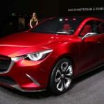 El nuevo Mazda Hazumi, futuro Mazda2 en vivo desde Ginebra Auto Show