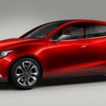 El nuevo Mazda Hazumi, el próximo Mazda2, es presentado oficialmente