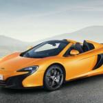 McLaren 650S Spider se presenta en Ginebra