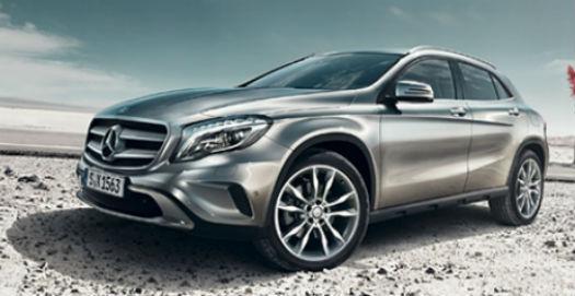 Mercedes benz nueva crossover gla 2014 ya en m xico for Mercedes benz mx