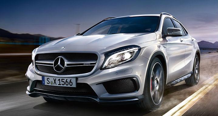 Mercedes benz gla 2014 en m xico autos actual m xico for Mercedes benz com mx mexico