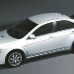 Mitsubishi lanza Lancer Evolution X edición especial limitado