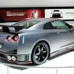 Mira el interior del nuevo Nissan GT-R NISMO desde el Auto Show de Ginebra