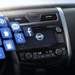 Nissan anuncia NissanConnect para sus March, Altima, Sentra y Frontier Pro4X