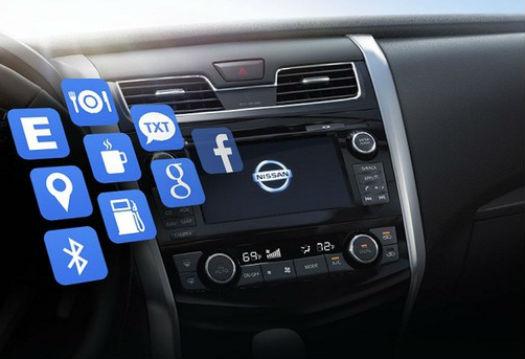 Nissan incorpora NissanConnect
