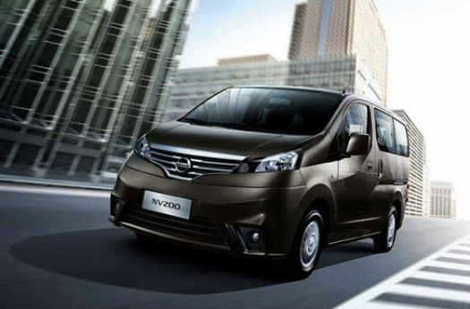 Nissan NV200 Xtronic