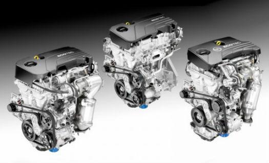 Nuevos motores General Motors