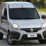 Renault Kangoo recibe pequeño cambio en su frente