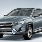 Subaru VIZIV 2 un Concept más para Ginebra