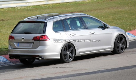 Volkswagen Golf R Wagon