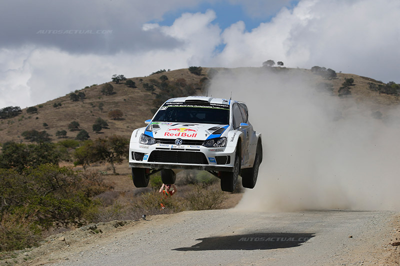 Volkswagen Rally 2014