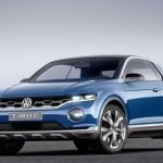 Volkswagen T-Roc Concept es presentado