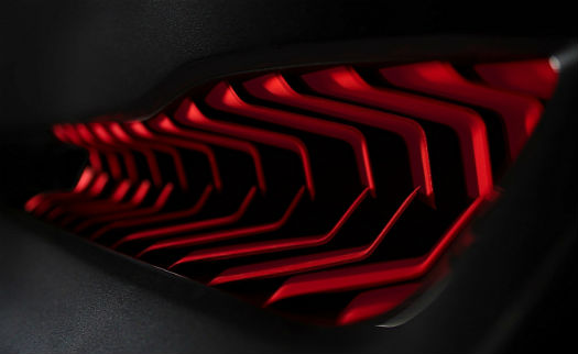BMW luces OLED
