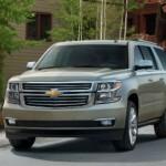 Chevrolet Suburban 2015 ya en México, precios y versiones