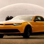 Chevrolet regresa al Cine en Transformers 4: La era de la extinción