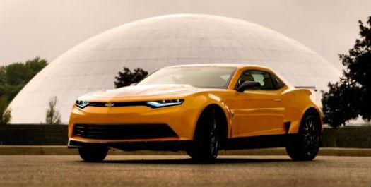 Chevrolet Transformers 4