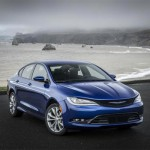 El totalmente nuevo Chrysler 200 2015 muy pronto en México