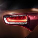 Citroen revela el DS X7 SUV en imagen previo a Beijing