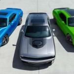 Dodge presenta los nuevos Charger y Challenger 2015