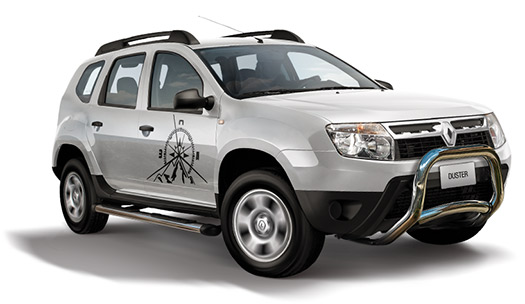Duster Adventure 2014 en México