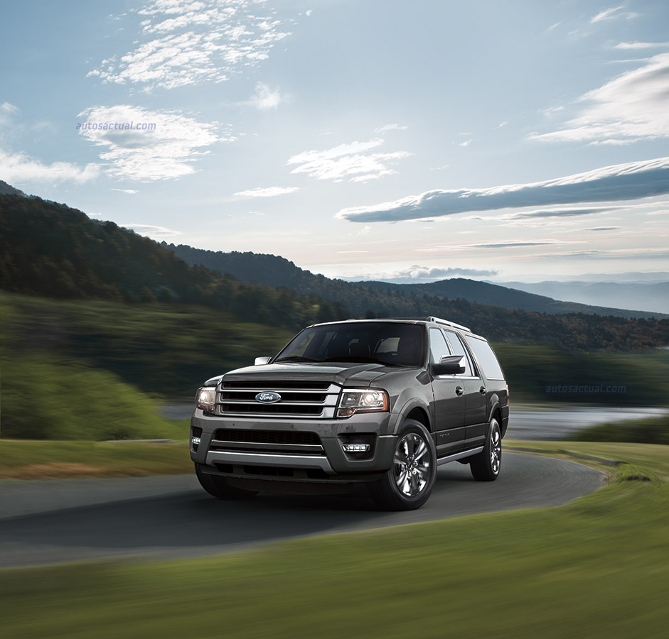 Ford Expedition 2015 Llega A México