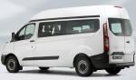 Ford Transit Custom 2014 en México