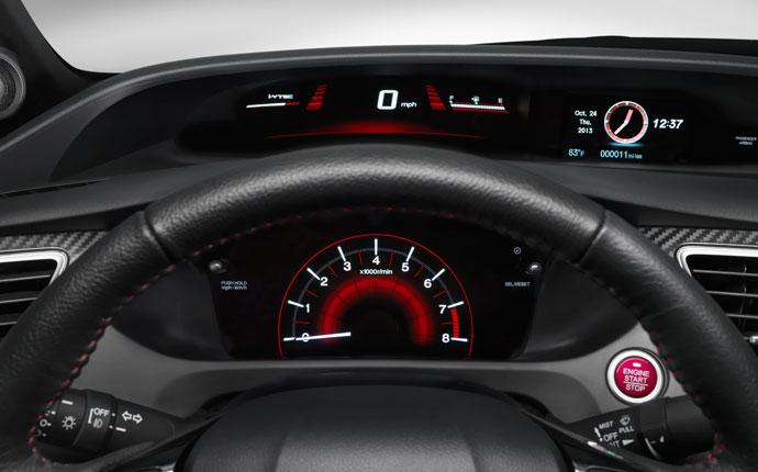 Honda Civic SI 2014 en México