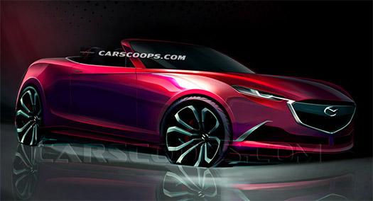 Mazda MX-5 miata concept