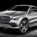 Mercedes presenta su MLC concept previo al Auto Show de Beijing