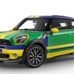Mini presenta Paceman GoalCooper edición especial Mundial de Brasil