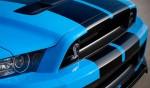Mustang Shelby GT 500 2014 en México