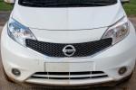 Nissan NOTE con pintura auto limpiable