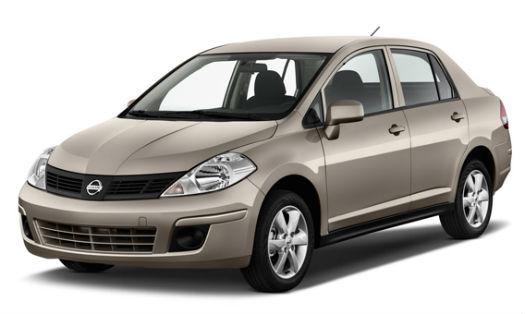 Nissan Versa 2018 >> Nissan Tiida Sedán 2015 ya en México, precios y versiones - Autos Actual México
