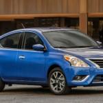 Nissan Versa 2015 renovado se presenta previo a Nueva York