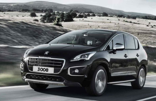 peugeot nuevo 3008 2015 muy pronto en m xico autos actual m xico. Black Bedroom Furniture Sets. Home Design Ideas