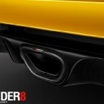 Renault lanza imagen teaser del  Megane RS275R: un súper deportivo