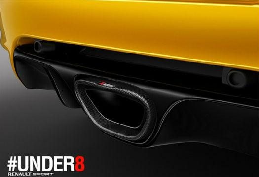 Renault Megane RS275R Teaser