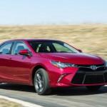 Toyota presenta el nuevo Camry 2015