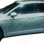 Volkswagen Nuevo Passat espiado sin camuflaje