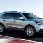 Acura MDX 2014 ya en México con versión Tech