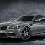 BMW M5 edición 30 Aniversario llega a México