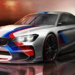 Mira el Video del BMW Vision Grand Turismo en acción
