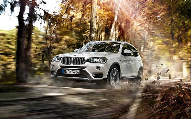 BMW X3 2015 en México