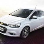 Chevrolet Aveo se renueva en China