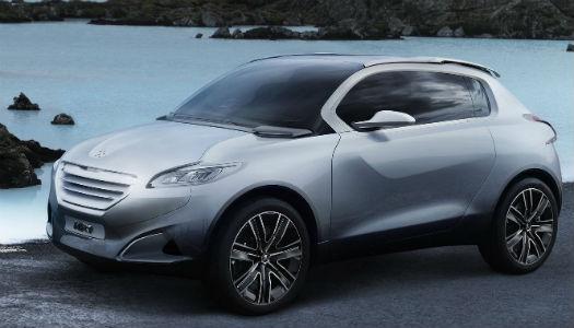 Peugeot HR1 Concepto