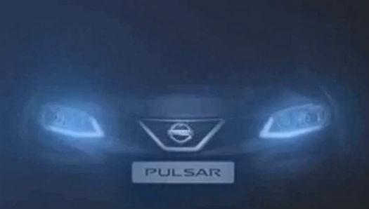 Teaser Nissan Pulsar