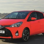 Nuevo Toyota Yaris 2015 ya en México