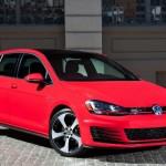 Volkswagen para las ventas del Golf GTI en Estados Unidos