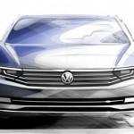 Nueva generación del Volkswagen Passat será revelado el 3 de julio